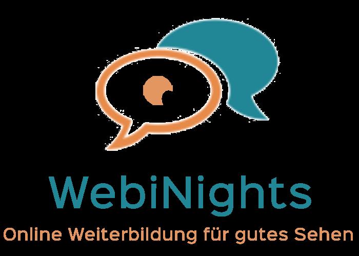 WebiNights für Augenspezialisten